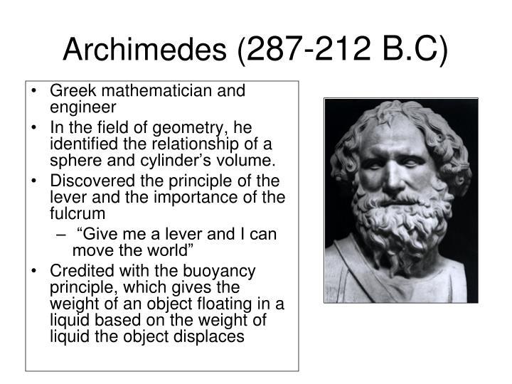 Archimedes (