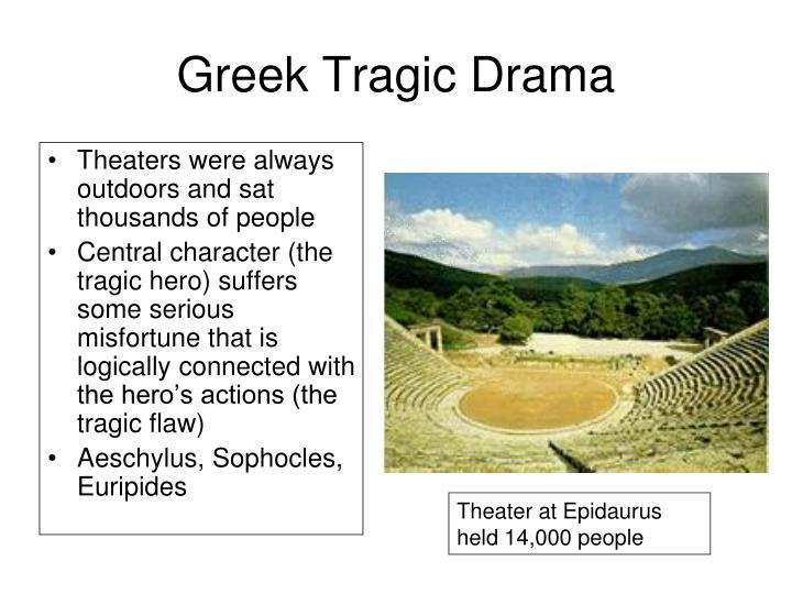 Greek Tragic Drama