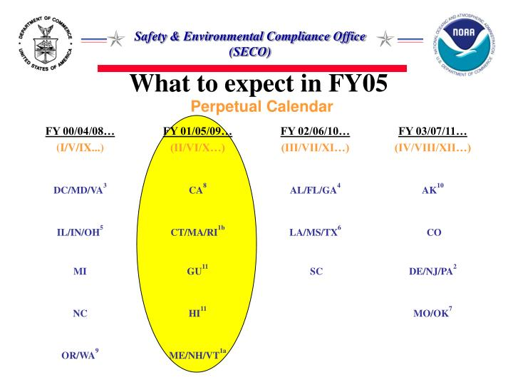 What to expect in FY05