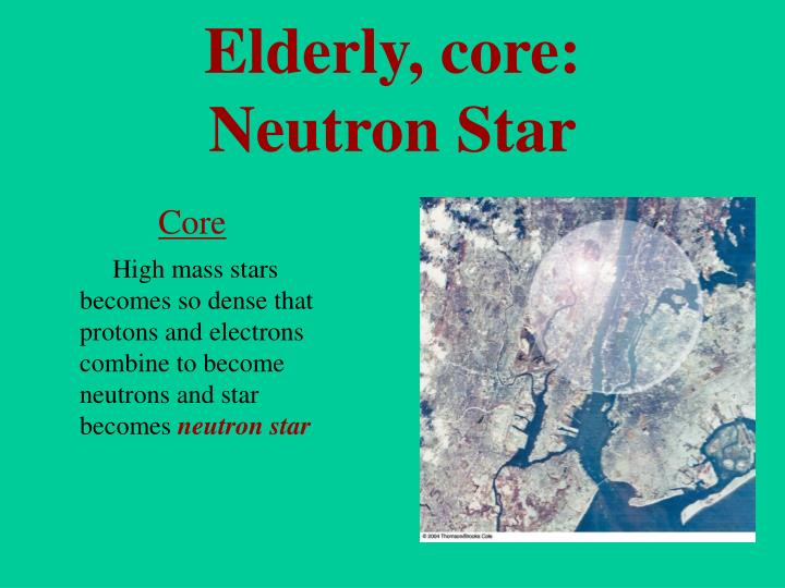 Elderly, core: