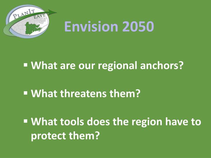 Envision 2050