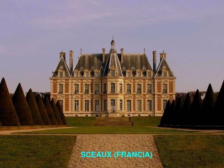 SCEAUX (FRANCIA)