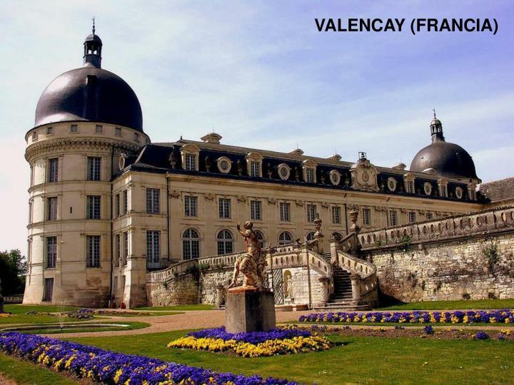 VALENCAY (FRANCIA)