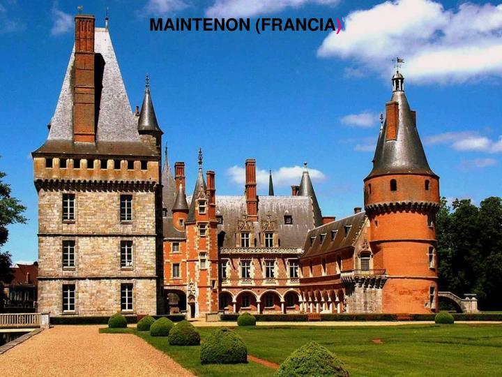 MAINTENON (FRANCIA