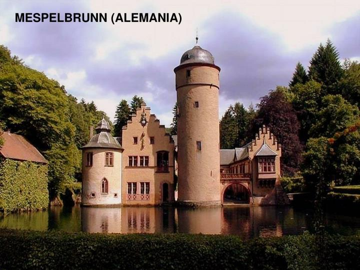 MESPELBRUNN (ALEMANIA)
