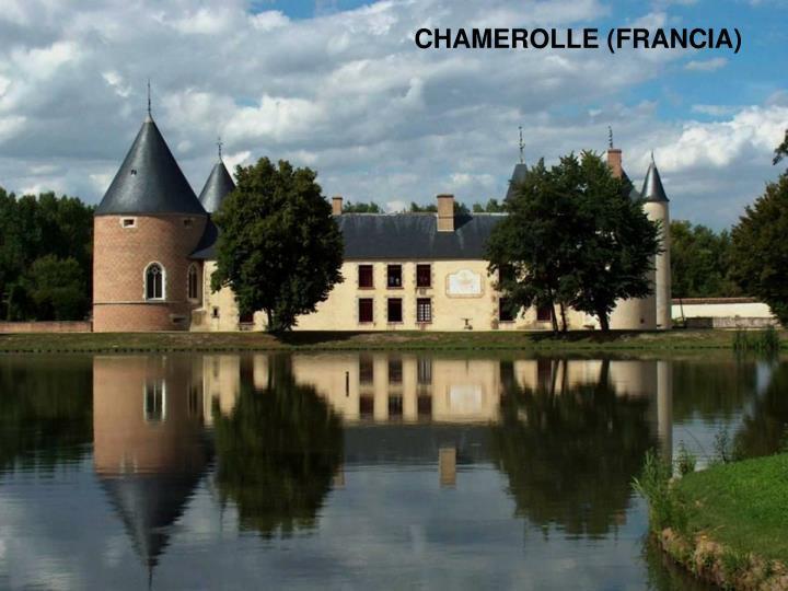 CHAMEROLLE (FRANCIA)