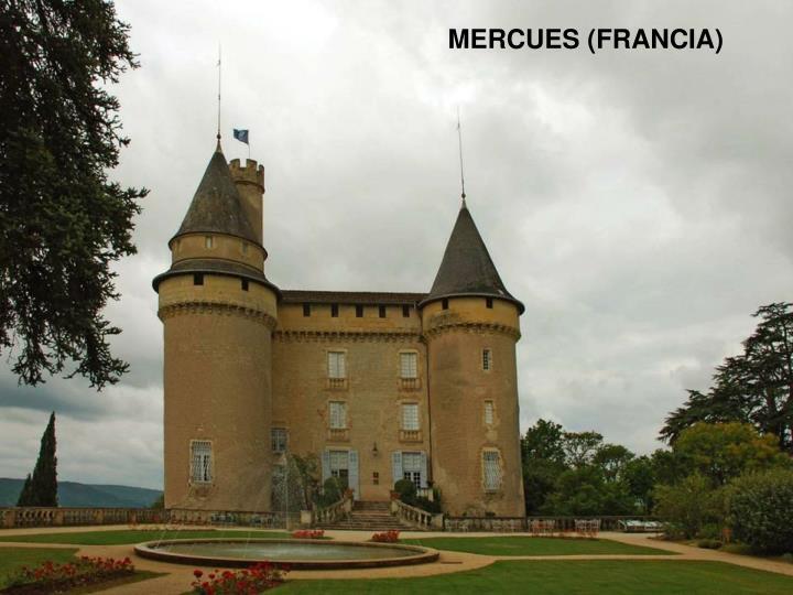 MERCUES (FRANCIA)