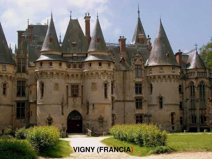 VIGNY (FRANCIA