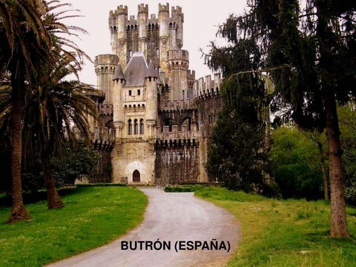 BUTRÓN (ESPAÑA)