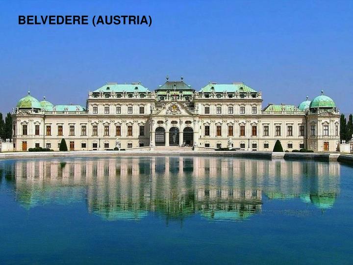 BELVEDERE (AUSTRIA)