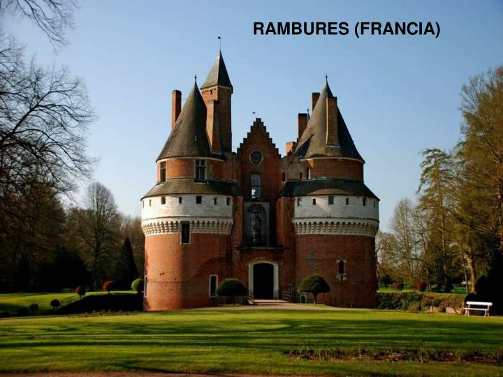 RAMBURES (FRANCIA)