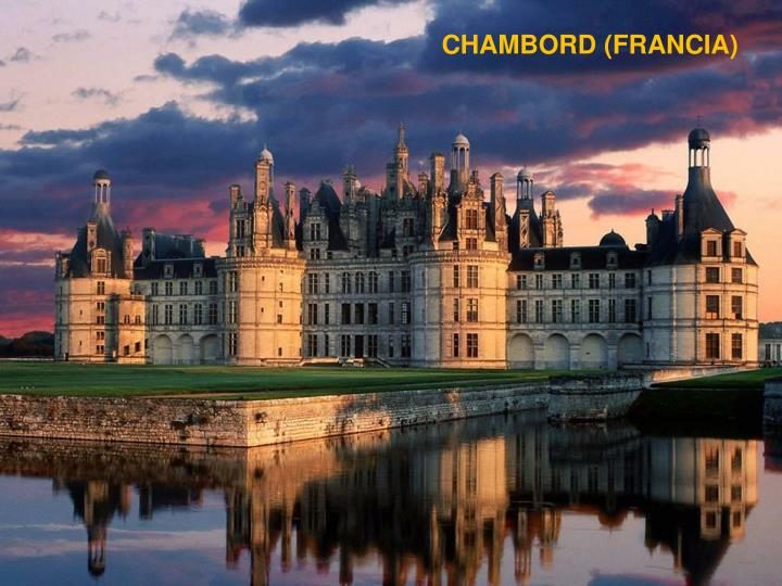 CHAMBORD (FRANCIA)