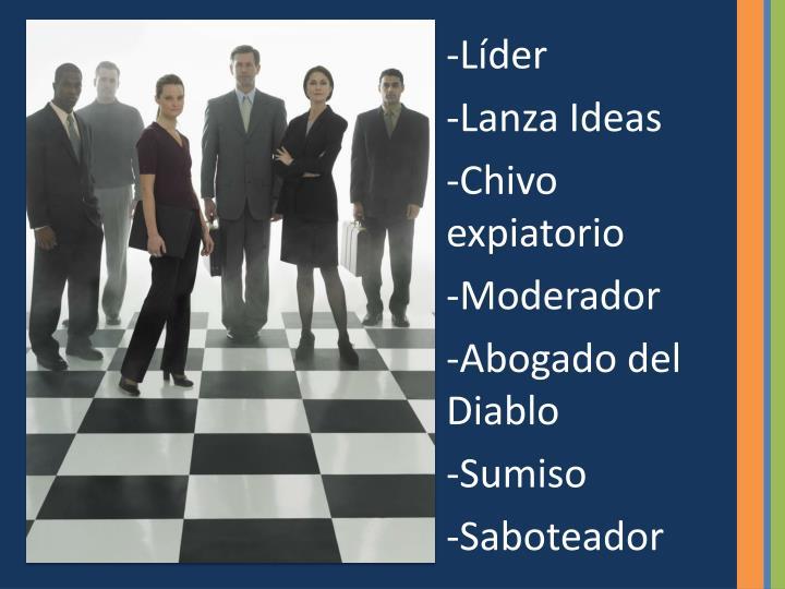 -Líder