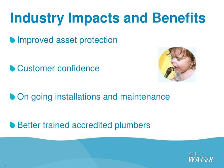 Industry Impacts and Benefits