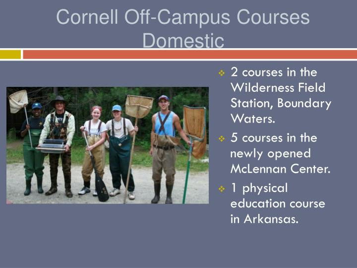 Cornell Off-Campus