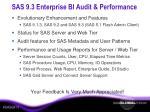 sas 9 3 enterprise bi audit performance1