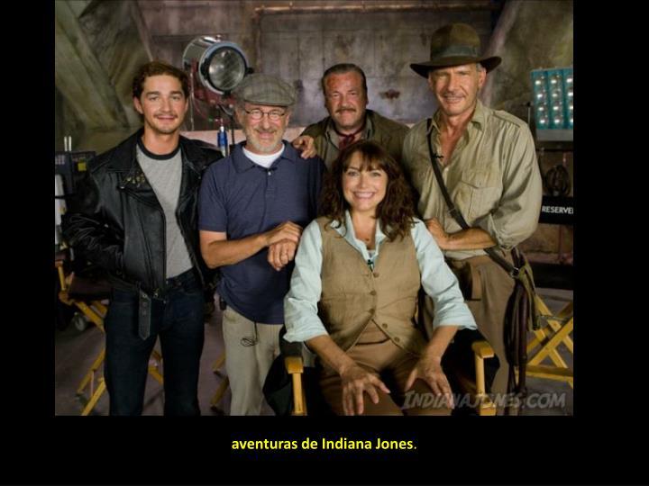 aventuras de Indiana Jones