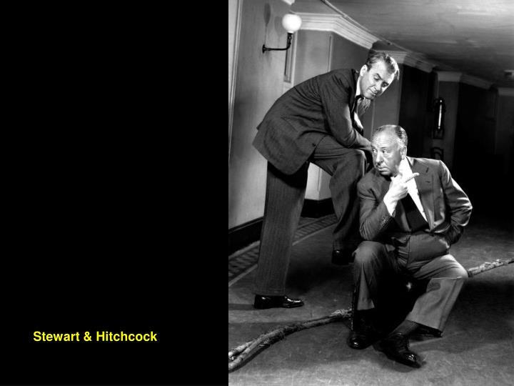 Stewart & Hitchcock