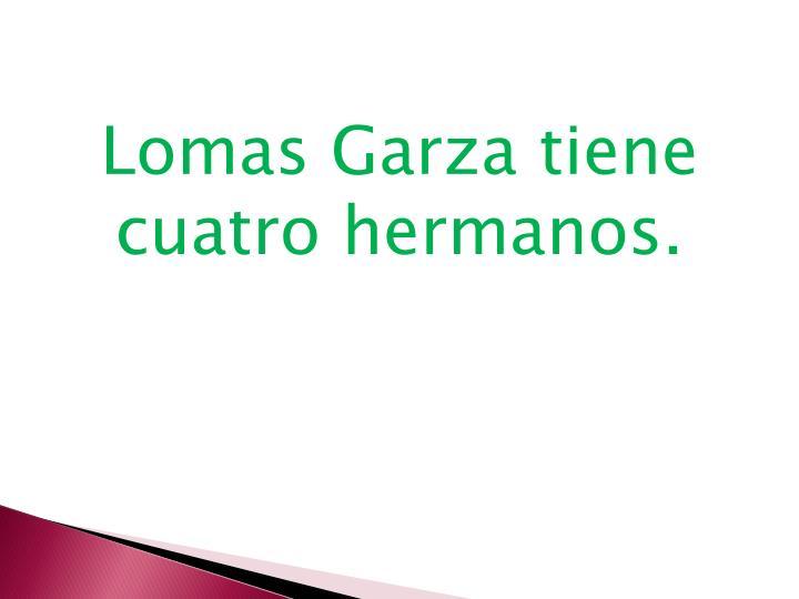 Lomas Garza