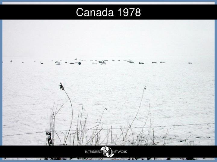 Canada 1978