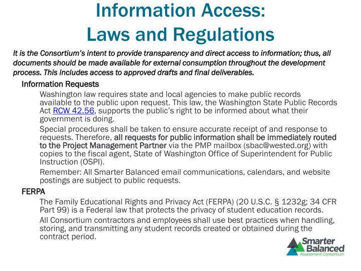 Information Access: