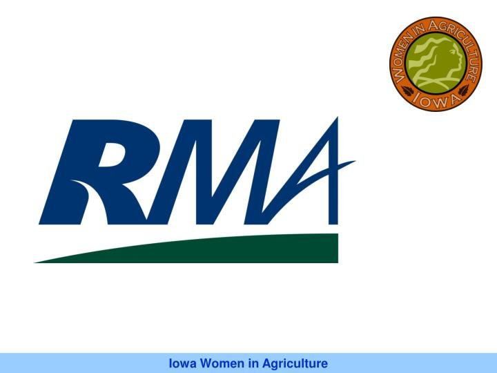 Iowa Women in Agriculture