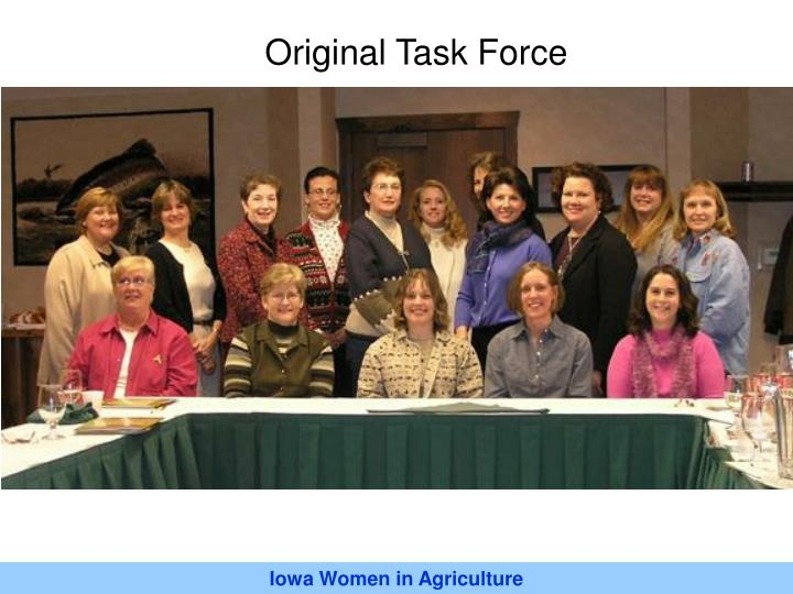 Original Task Force
