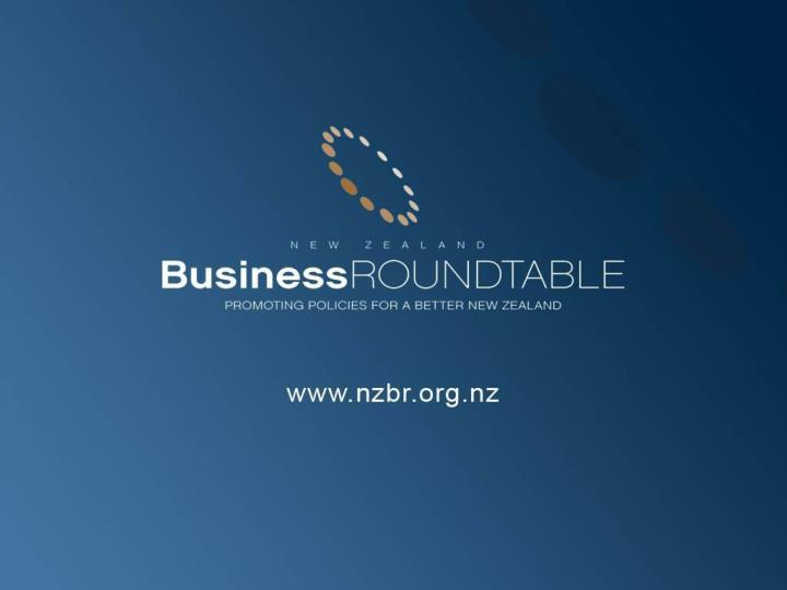 Public policy objectives and principles roger kerr new zealand business roundtable