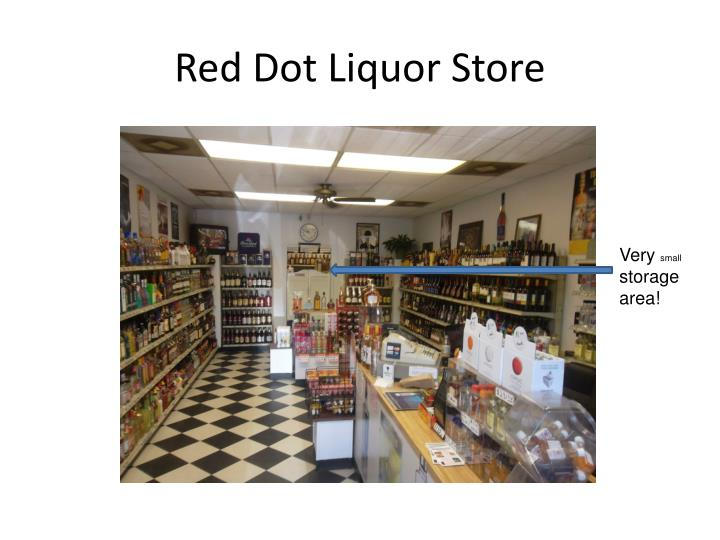 Red Dot Liquor Store