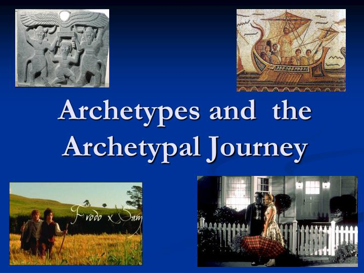 Archetypes In The Odyssey
