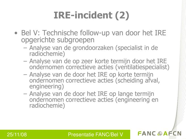 IRE-incident (2)