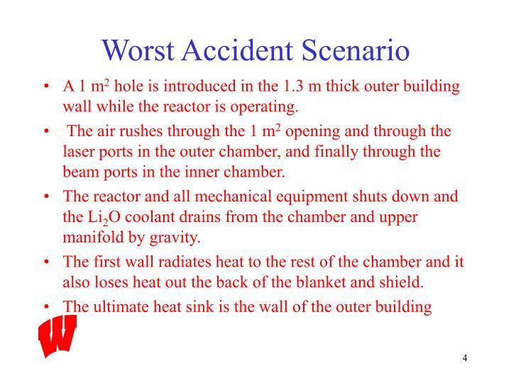 Worst Accident Scenario