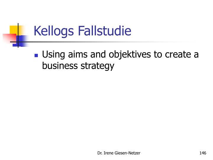 Kellogs Fallstudie