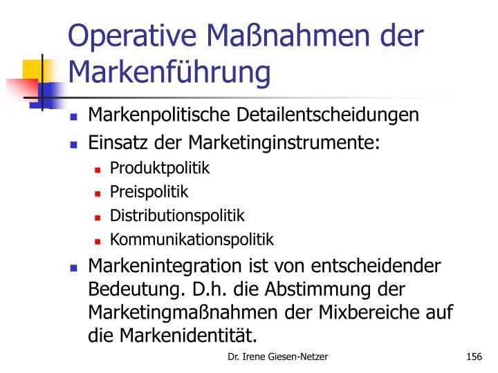Operative Ma