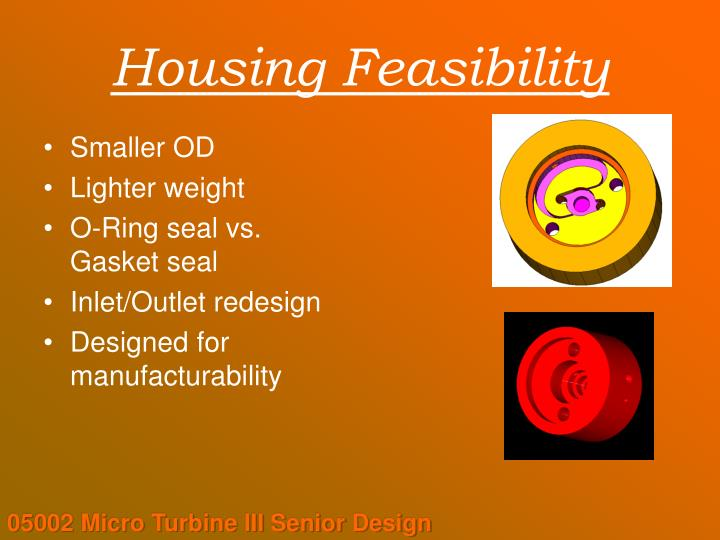 Housing Feasibility