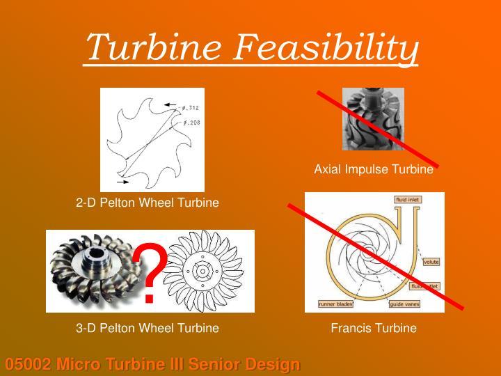 Turbine Feasibility