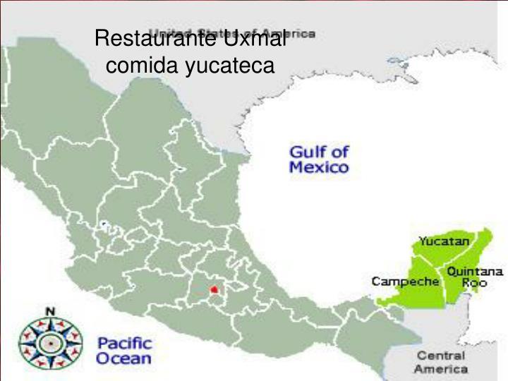 Restaurante Uxmal