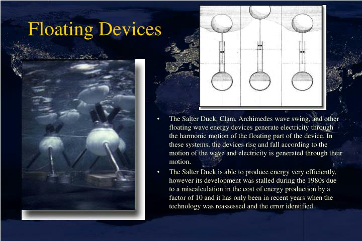 Floating Devices