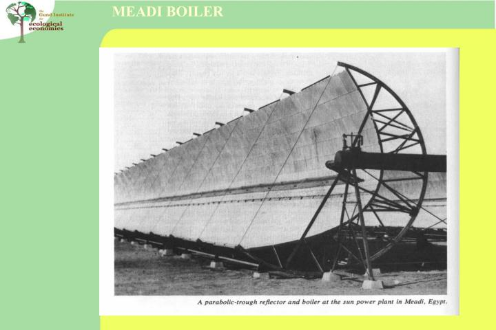 MEADI BOILER