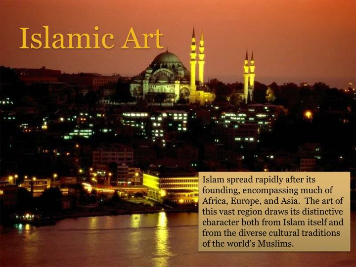 islamic art in europe essay