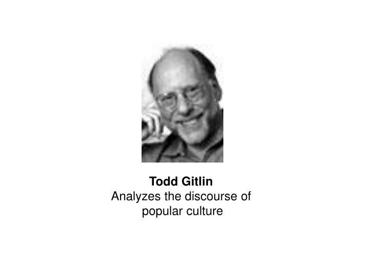 Todd Gitlin