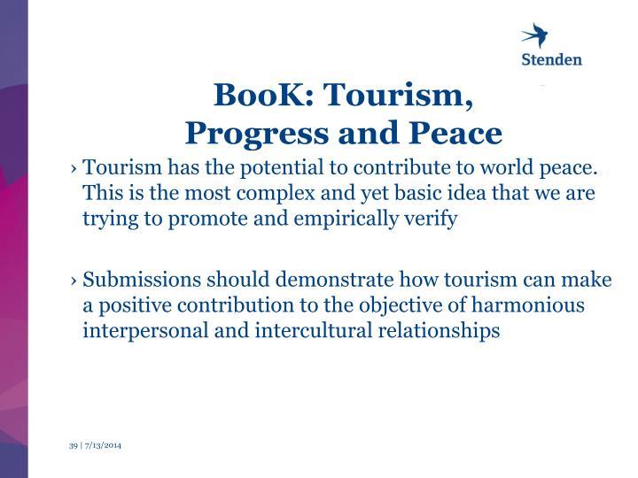BooK: Tourism,