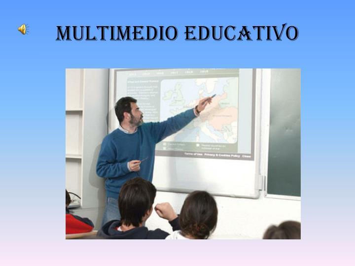 MULTIMEDIO EDUCATIVO