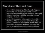 storylines then and now3