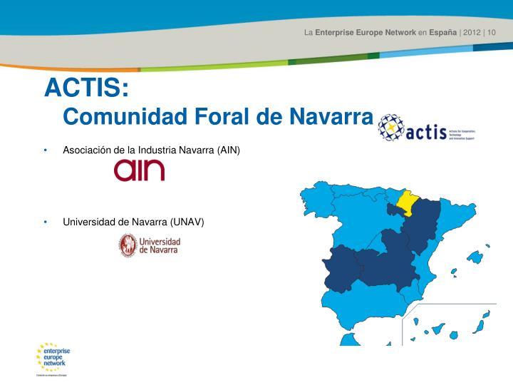 ACTIS: