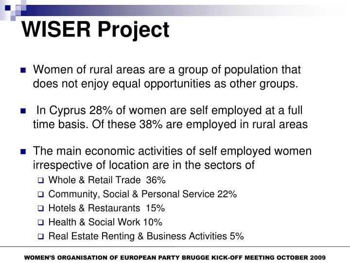 WISER Project