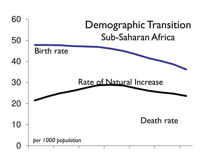 Demographic Transition