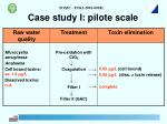 case study i pilote scale