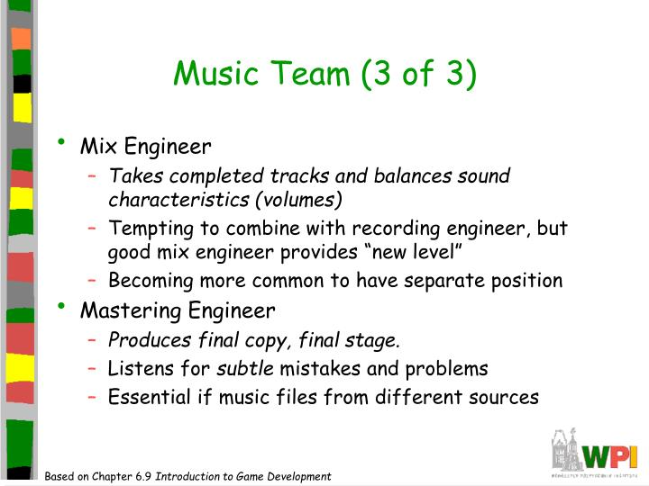 Music Team (3 of 3)