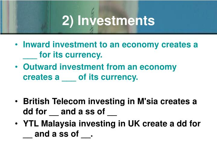 2) Investments